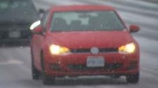 Snow hits Toronto