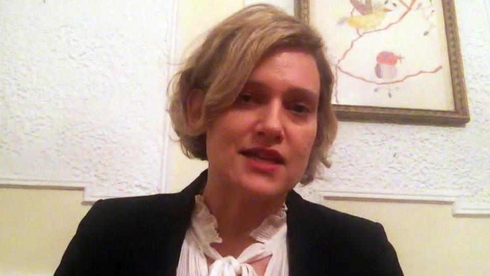Novelist and Concordia graduate Heather O'Neill