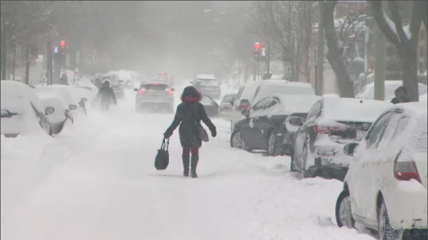 Montreal to hit deep freeze, possibly followed by major snowstorm