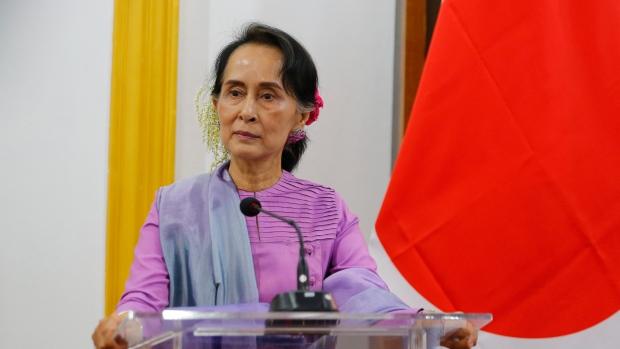 Suu Kyi says Rohingya mass grave investigation