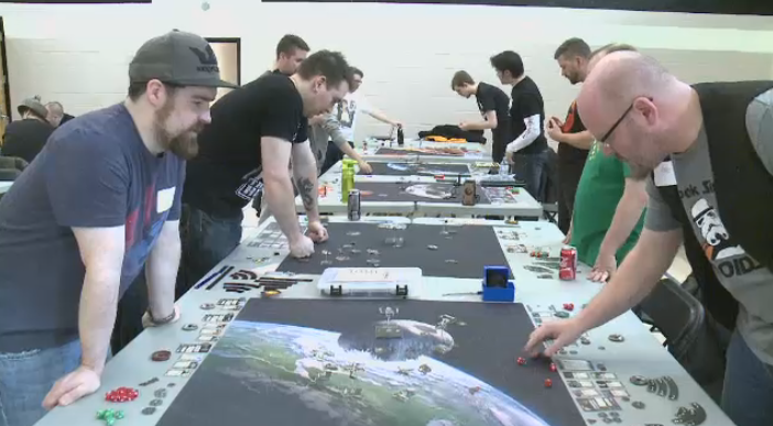 Board game enthusiasts met in Regina to create, test and play at the Prairie Game Expo on Saturday.