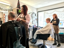 85 years of business at City Park Barbershop