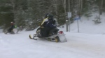 OPP conducts RIDE checks on snowmobile trails