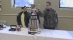 Grey Cup visits Collingwood