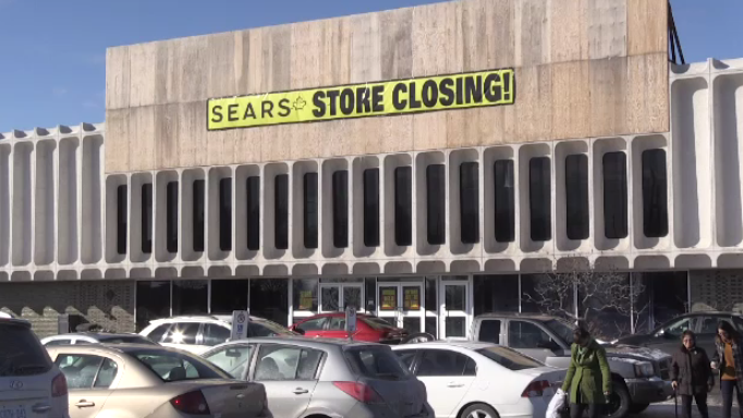 End Of A Retail Era Sears Canada Closes Remaining Stores Ctv News Kitchener