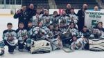 Barrie minor hockey team wins big