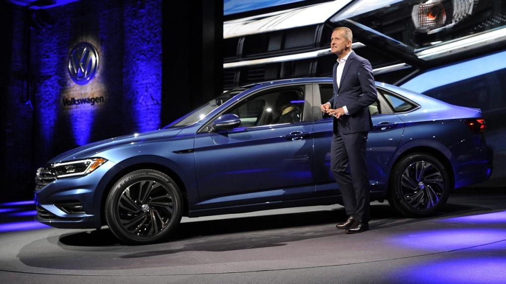 2019 Volkswagen Jetta in Detroit