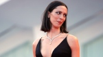 In this Sept. 5, 2017 file photo, actress Rebecca Hall poses for photographers at the premiere of the film 'mother!' at the 74th edition of the Venice Film Festival in Venice, Italy. (AP Photo/Domenico Stinellis, File)