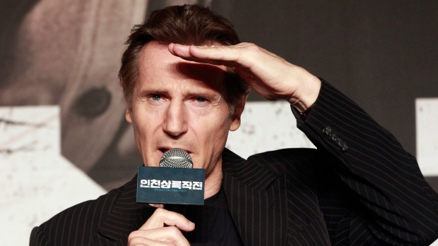 Liam Neeson says there is 'witch hunt' in Hollywood over sex allegations