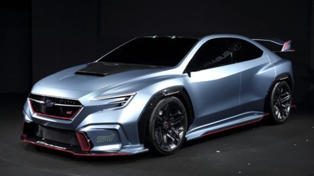 Sti performance concept