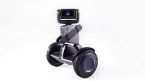 Loomo Go, delivery robot for the enterprise market (Courtesy of Segway-Ninebot)
