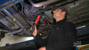 Jake Ranger is offering free exhaust inspections in hopes of stopping the string of deaths relating to carbon monoxide poisoning in Alberta.