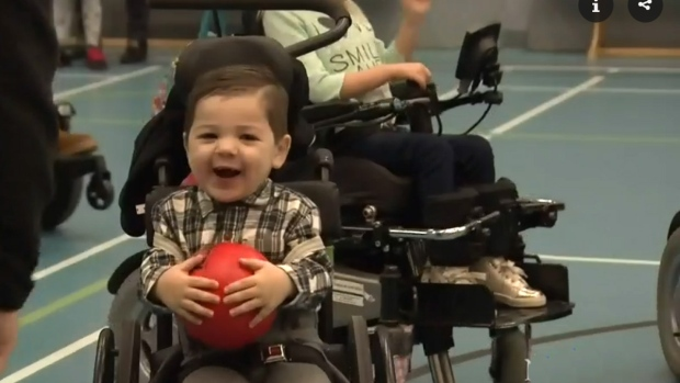 Parents of kids with rare neuromuscular disorder want funding for expensive drug