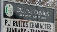 Pauline Johnson public school