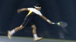 Young North Bay tennis star trains in Sudbury