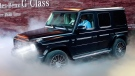 The Mercedes-Benz G-Class is unveiled during a preview day before the North American International Auto Show, Sunday, Jan. 14, 2018, in Detroit. (AP Photo/Carlos Osorio)