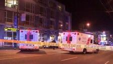 Bystanders injured in brazen shooting