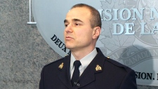 RCMP Staff-Sergeant Rosa Maurizio.