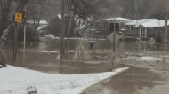 Port Bruce flooding