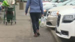 platic bags