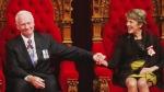 David Johnston on life after Governor General role