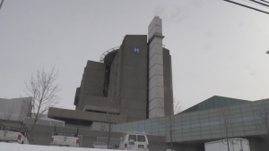 Health Sciences North hospital in Sudbury