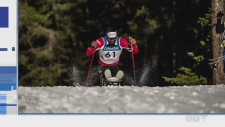 Collin Cameron of Sudbury headed to the Olympics