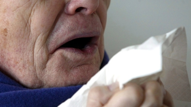 The sneeze that ripped a man's throat open