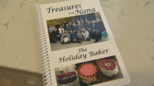 Proceeds from Millie Krenzel's Treasures from Nana cookbook were help medical experts in the UK research the rare diabetic genetic mutation that impacts five members of her extended family
