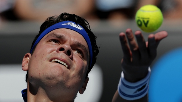 Australian Open: Raonic stunned by No. 86 Lukas Lacko