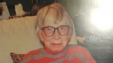 London Police are looking for 93-year-old Edna Wilson of Toronto ON.
