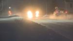 Cape Breton storm 2018