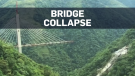 Workers killed as Colombia bridge collapses