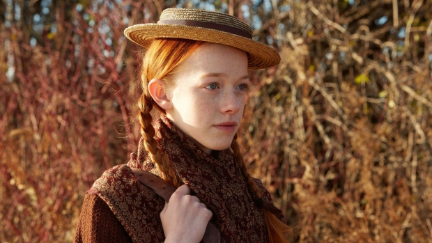 Amybeth McNulty in 'Anne'