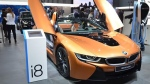 2019 BMW i8 Roadster (Newspress / BMW)