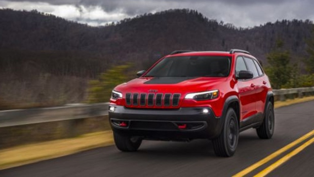 Jeep's new Cherokee gets turbo engine from Alfa