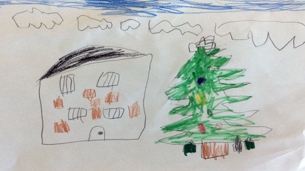 Ewen McCurdy, 5 years old, Senior Kindergarten, Stonecrest Elementary School