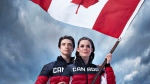 PM Trudeau announces Olympic flag-bearer
