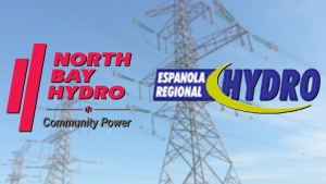 North Bay and Espanola Regional Hydro partnership