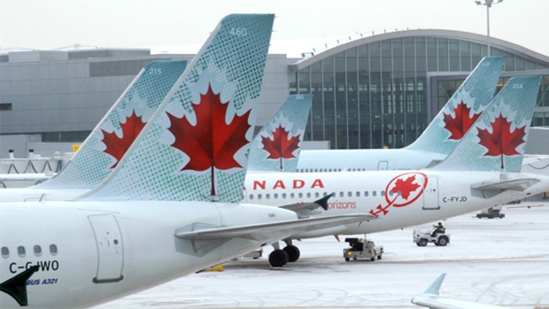 Public health officials warn of possible measles exposure on Air Canada flight