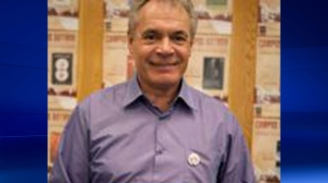 University of Guelph professor Edward Hedican is shown in this photo from the university's website.
