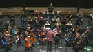 Hanging out with the Kitchener-Waterloo Symphony
