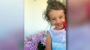 Camila de Almeida Torcato, a senior kindergarten student at St. Raphael Catholic School in North York, was killed Monday, Jan. 16, 2018. She had survived a cancer diagnosis at the age of three.