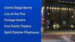 Shortlist released for downtown theatre