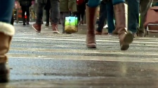 Pedestrian safety campaign launched in Toronto