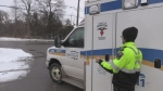 Paramedic response times improving