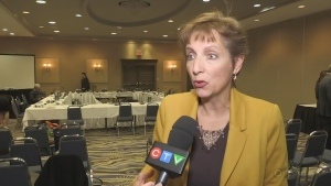Nickel Belt MPP France Gélinas announced this week that her private member's bill that would reform long-term care home policies in the province has passed second reading in the Ontario Legislature. (File)