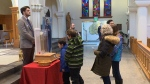 Relic of Saint Francis Xavier makes Winnipeg debut