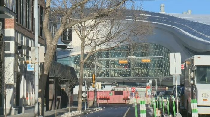 The Katz Group wants to open a liquor store near Rogers Place.