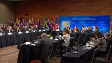 World leaders discuss North Korean nuclear crisis